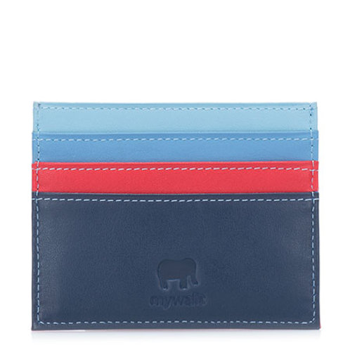 MyWalit Double Sided Creditcard Holder Royal