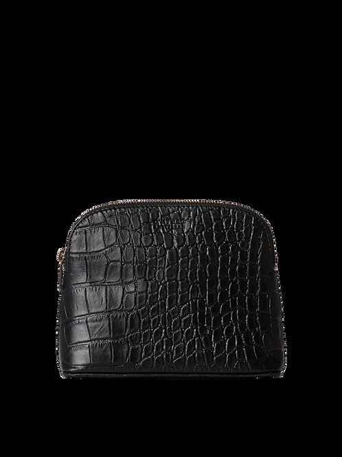 O My Bag Cosmetic Bag Black Croco