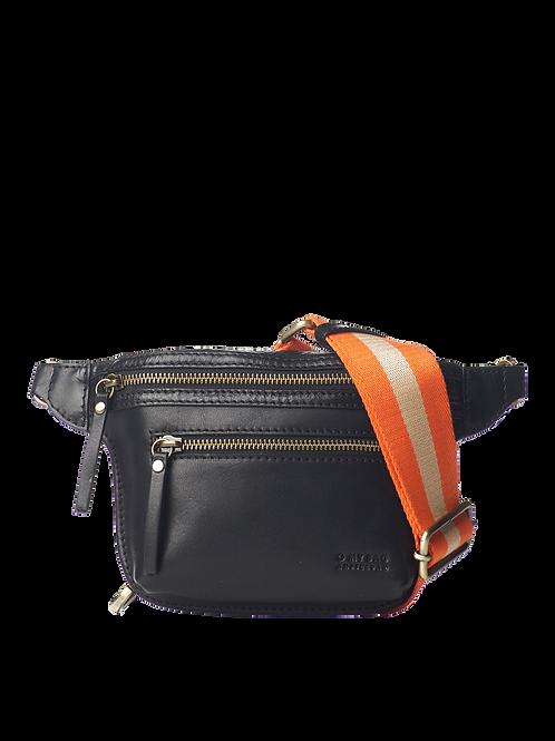 O My Bag Beck's Bum Bag Black