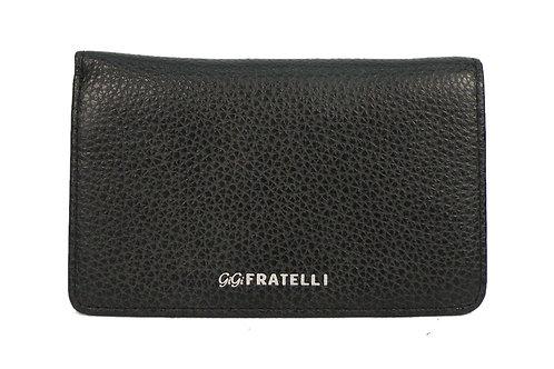 GiGi Fratelli Romance Medium Wallet Zwart