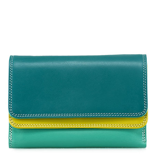 MyWalit Double Flap Purse/Portemonnee Mint