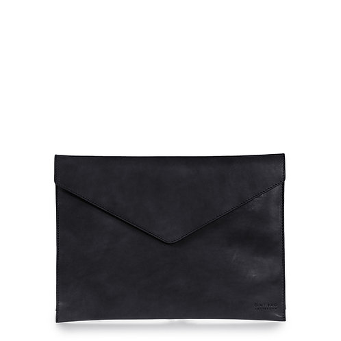 O My Bag Envelope Laptop Sleeve 13'' Black