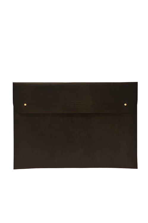 O My Bag Laptop Sleeve 13'' Eco Dark Brown
