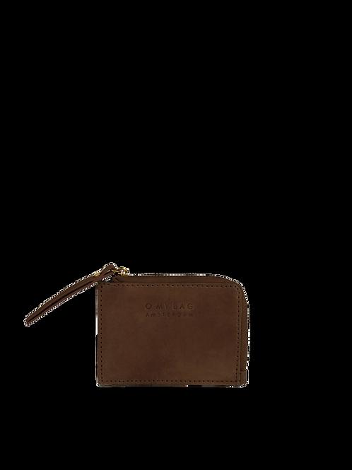 O My Bag Coin Purse Eco Dark Brown