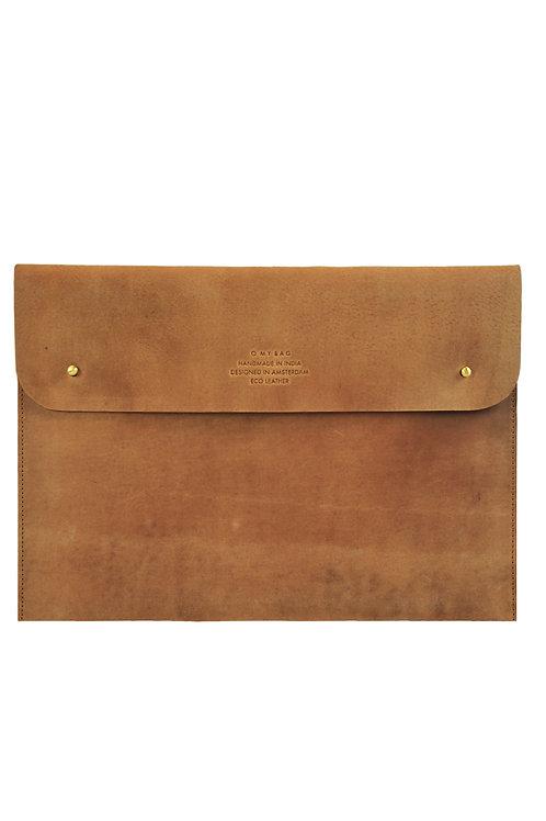 O My Bag Laptop Sleeve 15'' Eco Camel