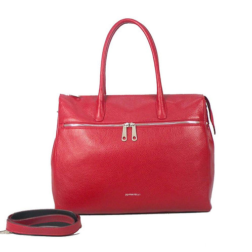GiGi Fratelli Romance Lady Laptop Bag Rood