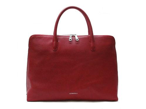 GiGi Fratelli Romance A4 Laptop Bag Rood