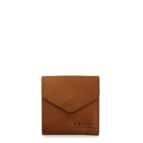 O My Bag Georgie's Wallet Cognac