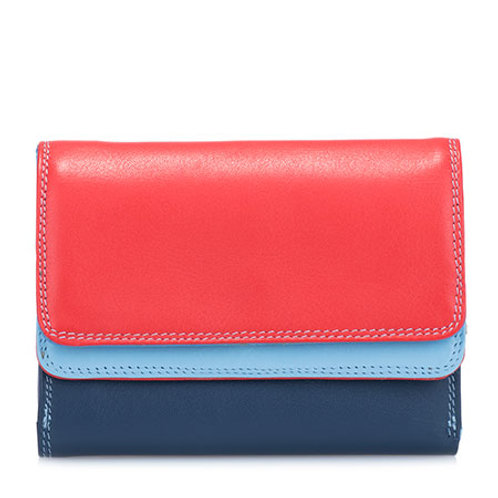 MyWalit Double Flap Purse/Portemonnee Royal