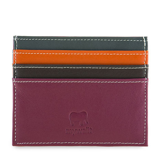 MyWalit Double Sided Creditcard Holder Chianti
