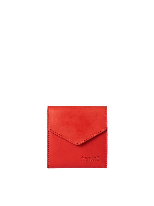 O My Bag Georgie's Wallet Classic Red