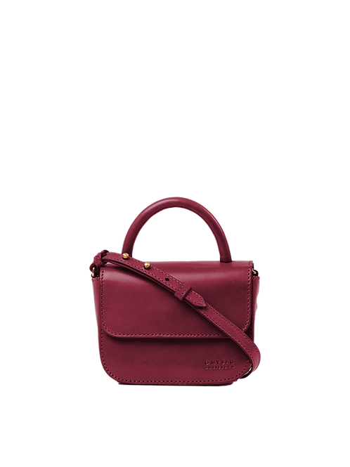 O My Bag Nano Bag Ruby