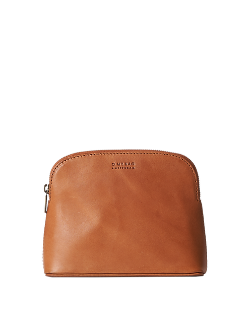 O My Bag Cosmetic Bag Classic Cognac