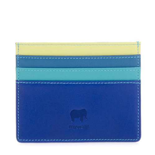MyWalit Double Sided Creditcard Holder Seascape
