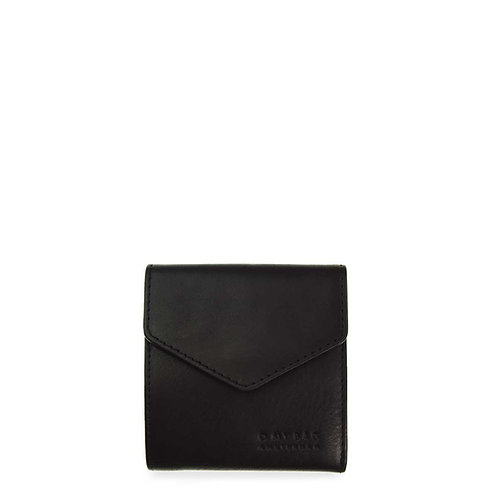 O My Bag Georgie's Wallet Black