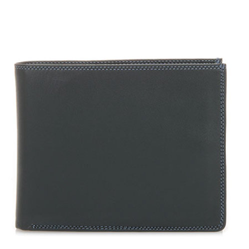 MyWalit Large Flap Wallet Smokey Grey