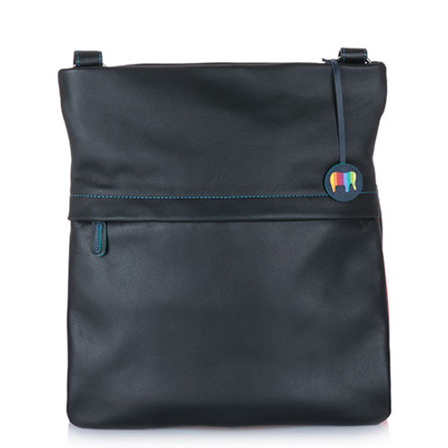 MyWalit Kyoto Crossbody + Backpack Black Pace