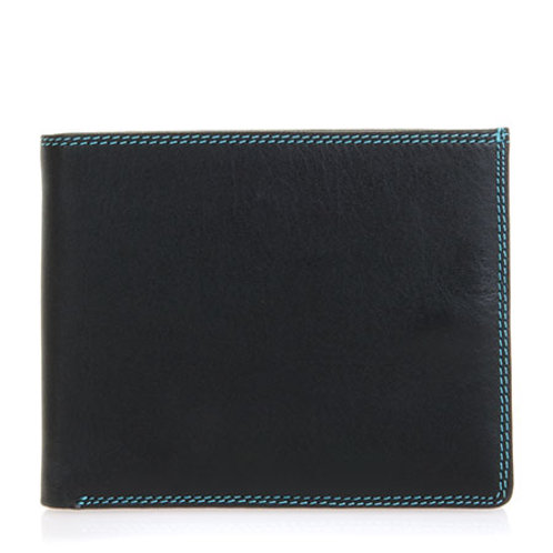 MyWalit Large Flap Wallet Black Pace