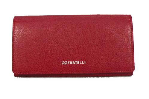 GiGi Fratelli Romance Large Wallet Rood