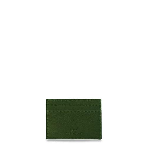 O My Bag Mark's Cardcase Green