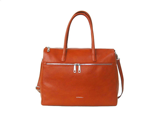 GiGi Fratelli Romance Lady Laptop Bag Oranje