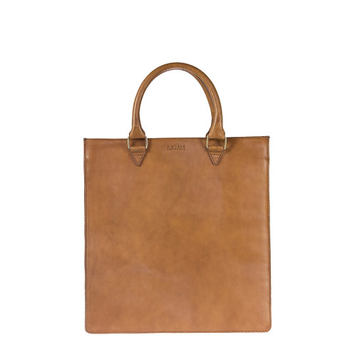 O My Bag Mila Short Handle Cognac