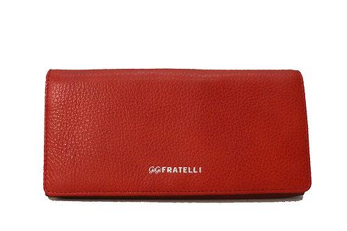GiGi Fratelli Romance Large Wallet Oranje