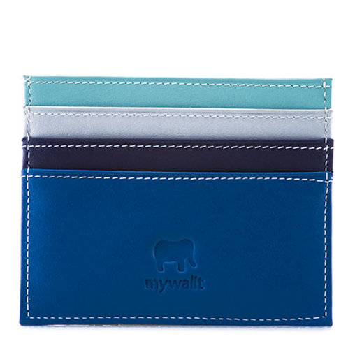 MyWalit Double Sided Creditcard Holder Denim
