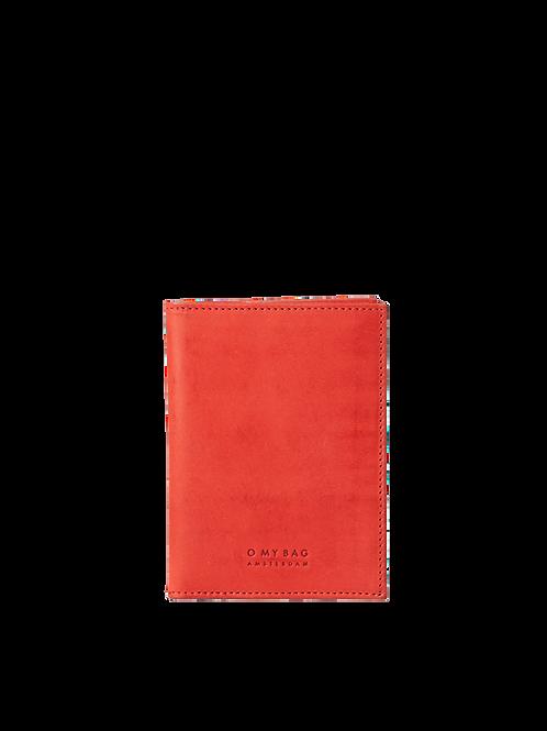 O My Bag Passport Holder Red