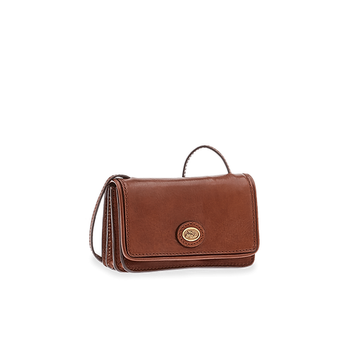 The Bridge Story Uomo Mini Crossbody Bruin
