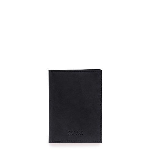 O My Bag Passport Holder Classic Black