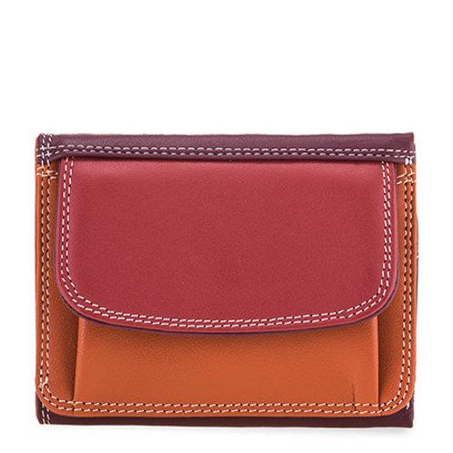 MyWalit Mini Tri-fold Portemonnee Chianti