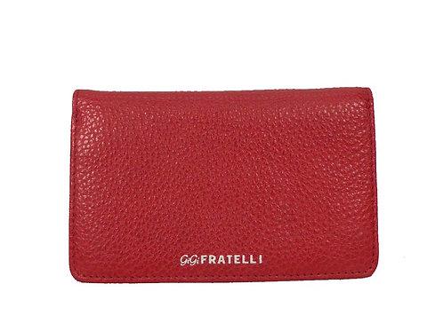 GiGi Fratelli Romance Medium Wallet Rood