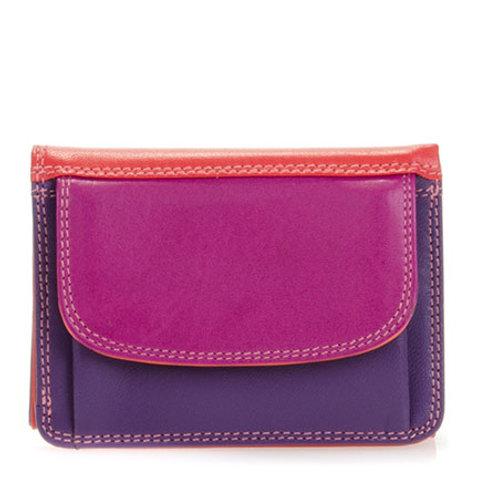MyWalit Mini Tri-fold Portemonnee Sangria Multi