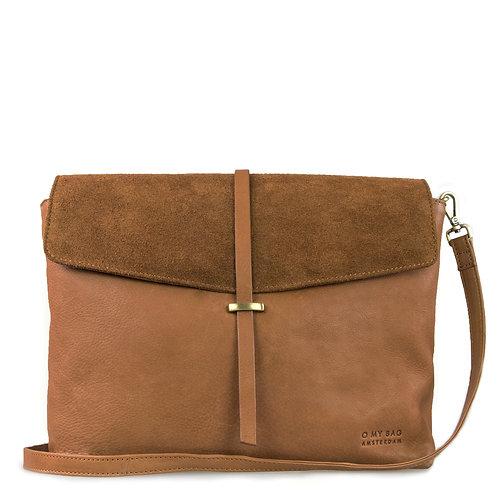 O My Bag Ella Soft Grain Wild Oak
