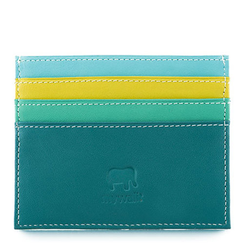 MyWalit Double Sided Creditcard Holder Mint