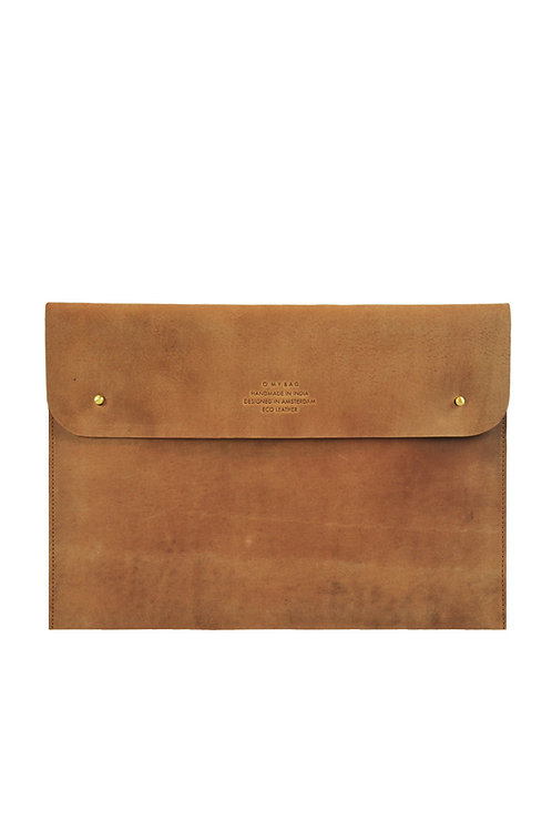 O My Bag Laptop Sleeve 13'' Eco Camel