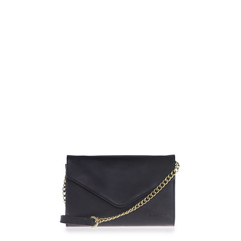 O My Bag Josephine Black Chain