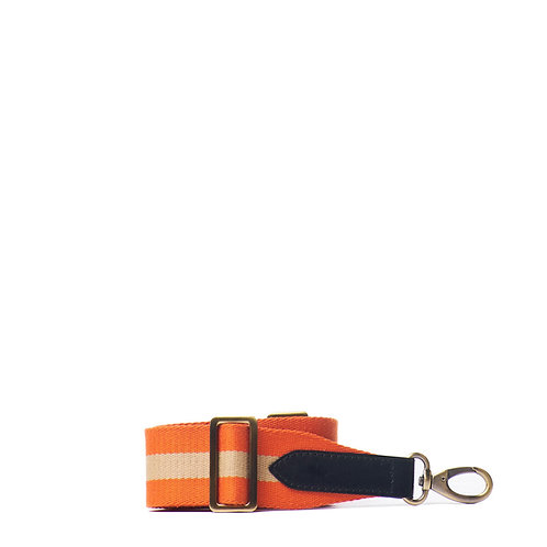 O My Bag Webbing Strap Orange