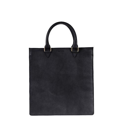 O My Bag Mila Short Handle Black