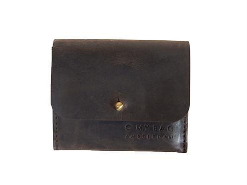 O My Bag Cardholder Eco Dark Brown