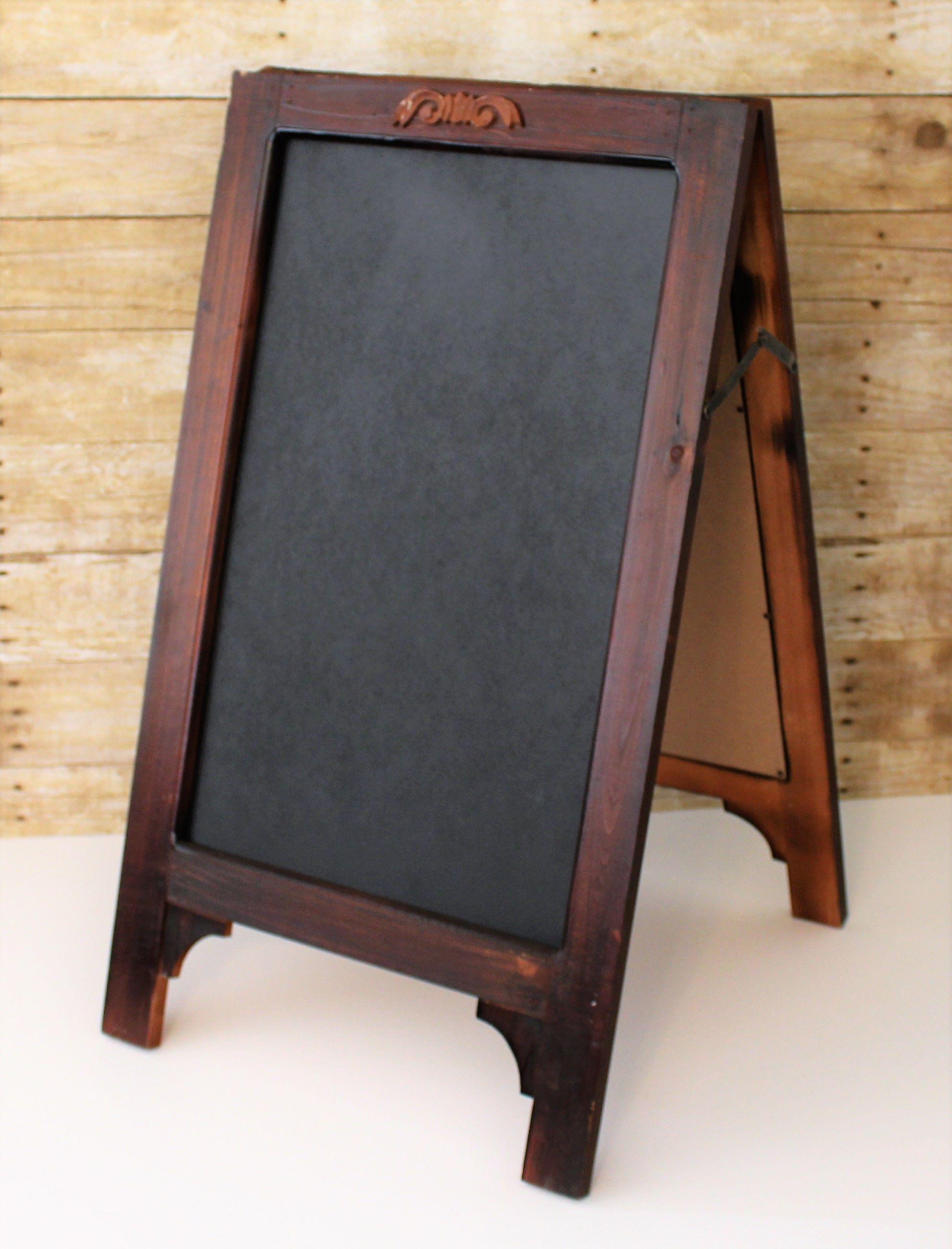 Easel Chalkboard