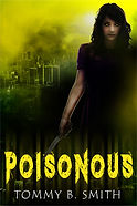 Poisonous Black Diamond Front Cover Artw