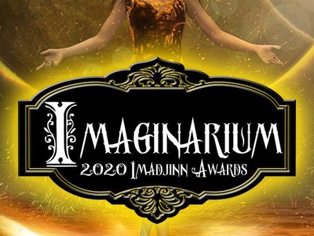 Imadjinn Award 2020: Best Literary Fiction Novel