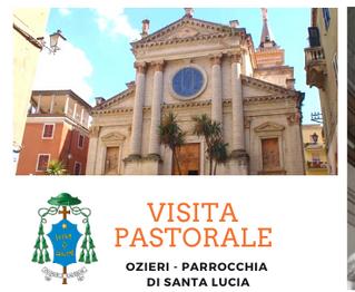 Visita Pastorale - Ozieri, Parrocchia di Santa Lucia (18-24 Gennaio)
