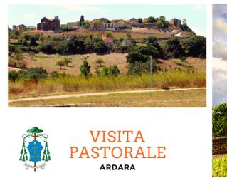 Visita Pastorale - Ardara - dal 23 al 29 Novembre 2019