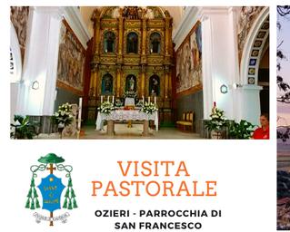 Visita Pastorale - Ozieri, Parrocchia di San Francesco