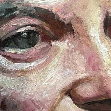 Old Man 1 Detail