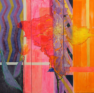 Triptych Bloom