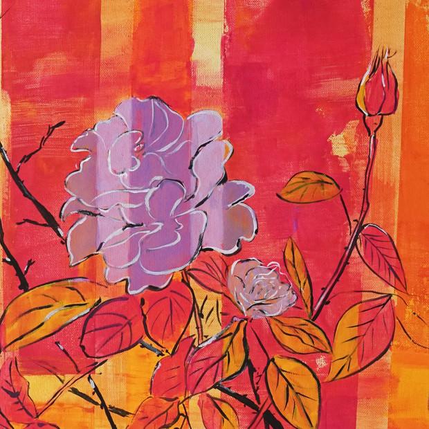 Gloden Autumn Detail
